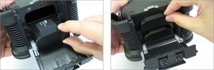 Spawarka S178 - system wymiennych baterii
